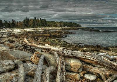 Photograph - Reid Beach by Michael Kirk