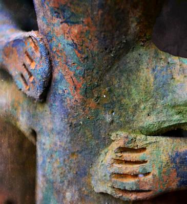 Photograph - Reiki - Healing Hands by Deena Stoddard