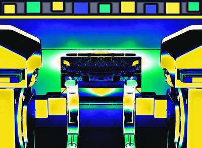 Digital Art - Reimaging 2 by Wendy J St Christopher