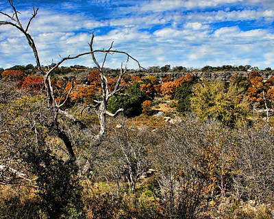Photograph - Reimer's Ranch 2 by Judy Vincent