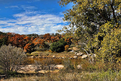 Photograph - Reimer's Ranch 3 by Judy Vincent