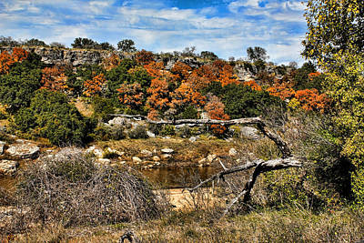 Photograph - Reimer's Ranch 4 by Judy Vincent