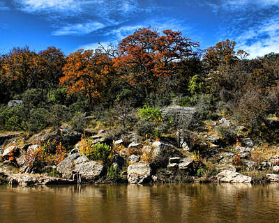 Photograph - Reimer's Ranch 5 by Judy Vincent