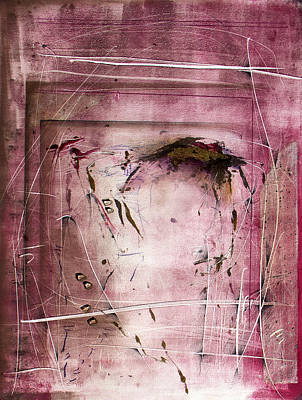 Remembrance Mixed Media - Reiteration by Jeannette Debonne