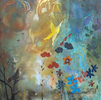 Painting - Rejuvenate by Robin Maria Pedrero