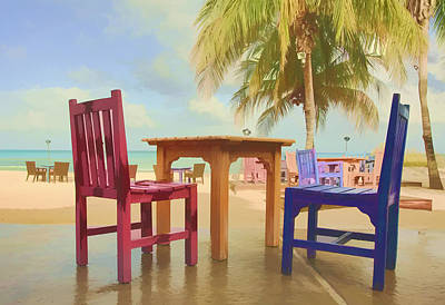 Recent Photograph - Relax And Enjoy The View by Marcia Colelli