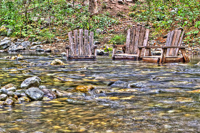 Photograph - Relax And Refresh by Heidi Smith