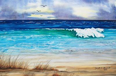 Painting - Relax by Jeanette Stewart