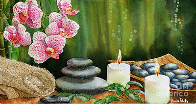 Painting - Relax by Marisa Gabetta