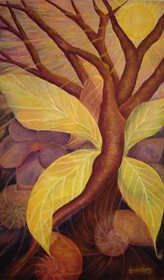 Painting - Release by Claudette Dean