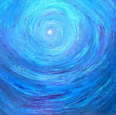 Painting - Release by Mishel Vanderten