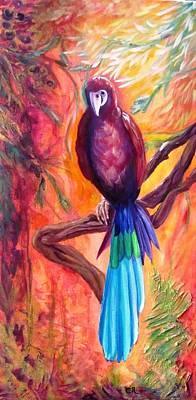 Painting - Release Panel 2 by Carol Allen Anfinsen