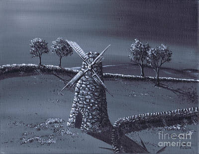 Painting - Relic. by Kenneth Clarke
