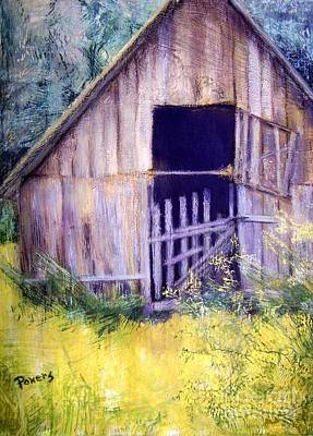 Relic Art Print by Mary Lynne Powers