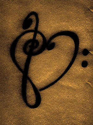 Photograph - Relic Of Musical Love by Kelly Hazel