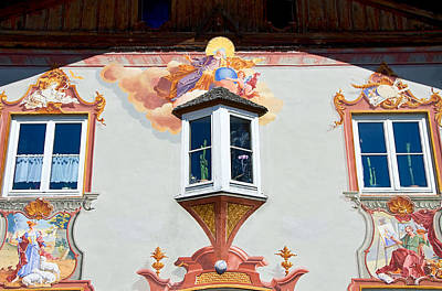 Religious Wall Mural Bavaria Art Print