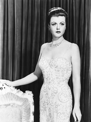 Lansbury Photograph - Remains To Be Seen, Angela Lansbury by Everett