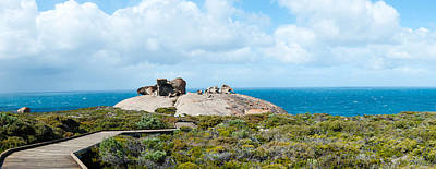 Kangaroo Island Photograph - Remarkable Rocks On The Coast, Flinders by Panoramic Images