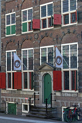 Photograph - Rembrandt House  by Juergen Roth