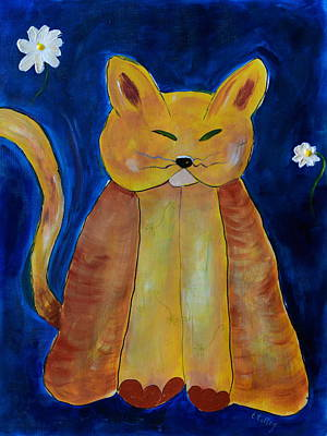 Painting - Remember Garfield by Teresa Tilley