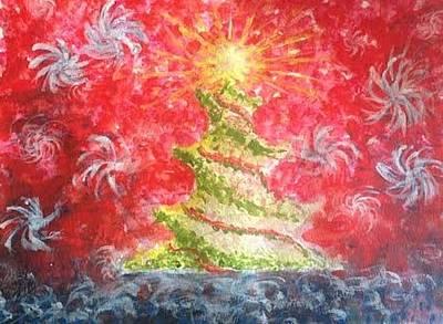 Remember The Light Art Print by Eloisa Bevilacqua