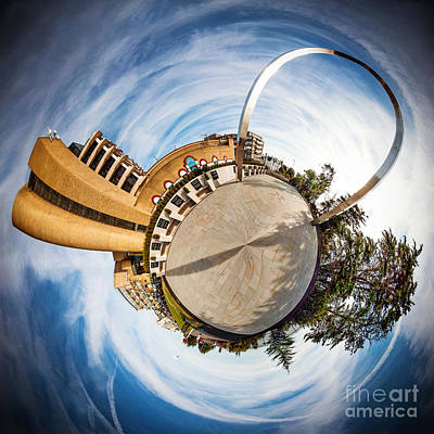 Folkestone Harbour Wall Art - Photograph - Remembrance Arch by Jonathan Hughes