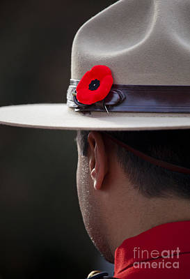 Photograph - Remembrance Day by Chris Dutton
