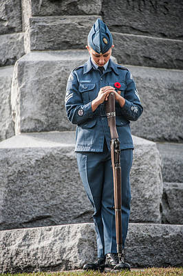 Photograph - Remembrance Day II by Patrick Boening