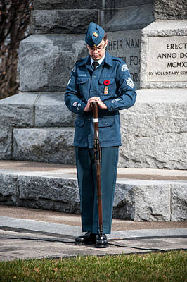 Photograph - Remembrance Day Iv by Patrick Boening