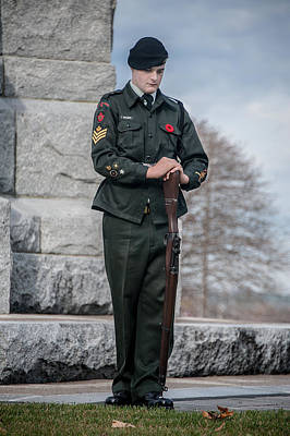 Photograph - Remembrance Day Vi by Patrick Boening