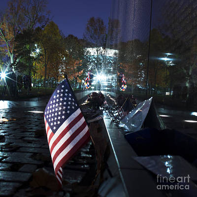 Photograph - Remembrance Square by Chuck Smith