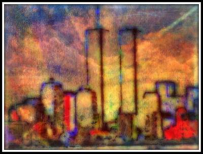Remembrance Mixed Media - Remembrance by Wendie Busig-Kohn