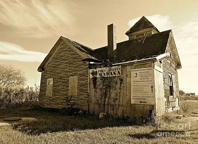 Photograph - Reminders Of Our Past  by Nancy Patterson