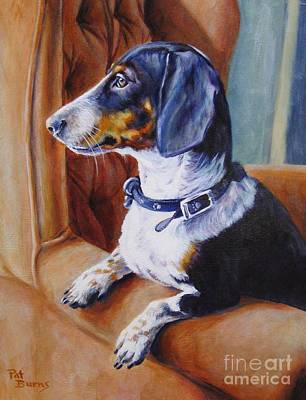 Painting - Remy by Pat Burns