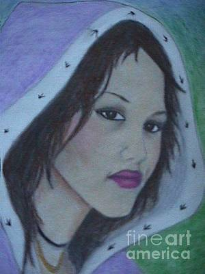 Pastel - Ren Jen by Ronda Douglas
