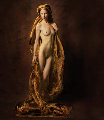 Nudes Photograph - Renaissance. by Ian Munro