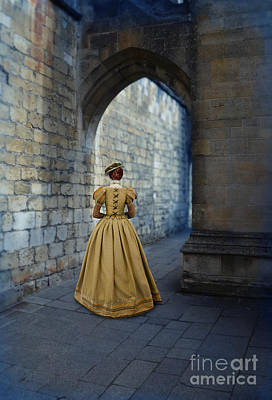 Photograph - Renaissance Lady by Jill Battaglia