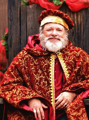 Photograph - Renaissance St Nicholas by Nadalyn Larsen