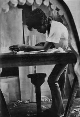 Photograph - Renato D Carver 1975 by Glenn Bautista