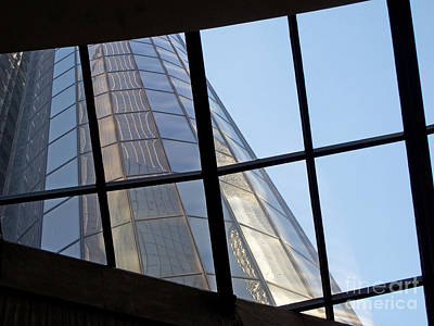 Rencen Skylight Print by Ann Horn