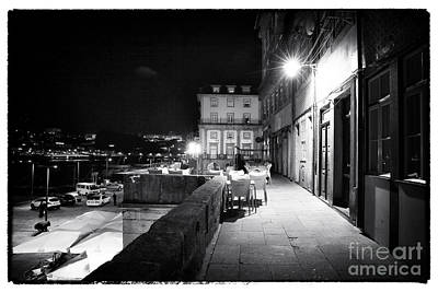 Photograph - Rendezvous In Porto by John Rizzuto