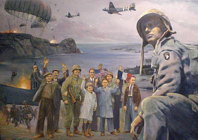 Liberation Painting - Rendezvous With Destiny by Joel Iskowitz