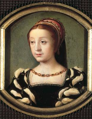 Renee Photograph - Renee Of France. 1st Half 16th C by Everett