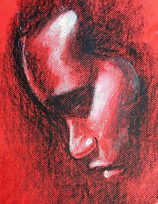 Renew My Mind Art Print by Alphonso Edwards II