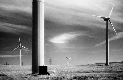 Photograph - Renewable Energy by Arkady Kunysz