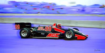 Photograph - Reno Grand Prix by Gary De Capua