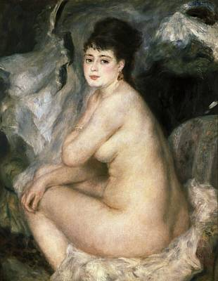 Pictur Photograph - Renoirpierre-auguste 1841-1919. Nudeor by Everett