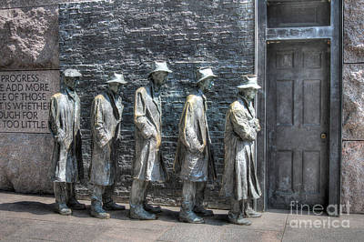 Hunger Digital Art - Repeating History ? by Robert Pearson