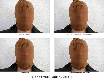 Photograph - Repetition Compulsion by Lorenzo Laiken