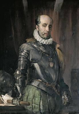 1576 Photograph - Requesens Y Zu�igaluis De 1528-1576 by Everett